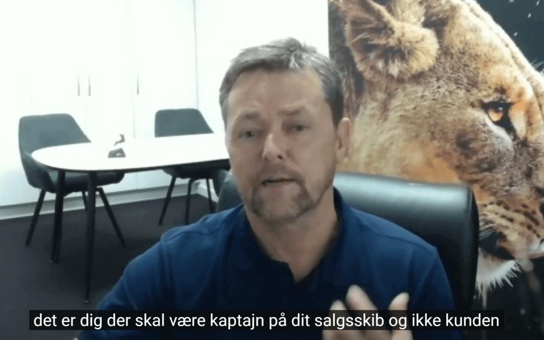 Inspirationsvideo med Preben Braagaard